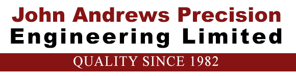 John Andrews Precision Engineering Limited.  Quality Since 1982